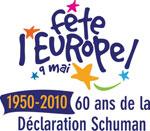 Journée de l'Europe au Luxembourg le 08 mai 2010