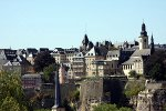 City Promenade Luxembourg jusqu'au 31 octobre 2010