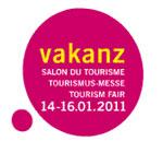 Vakanz – Salon du tourisme 2011 Luxembourg