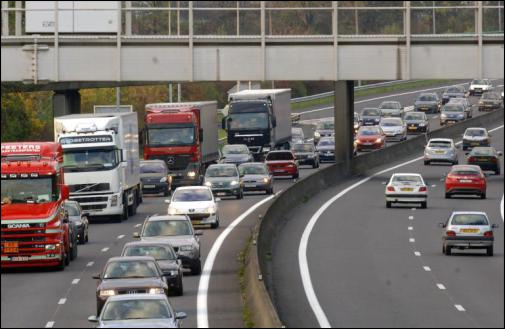 Poste frontière Zoufftgen : la circulation ne se fera plus que d'un seul côté