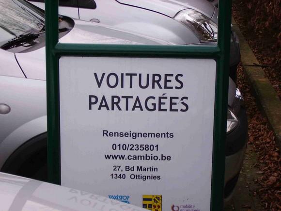 Carsharing : nouveau système de partage de véhicule à Luxembourg