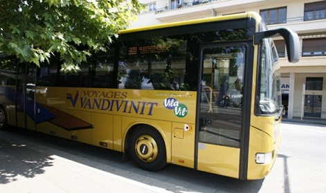 Nouvelles lignes de bus pour les frontaliers