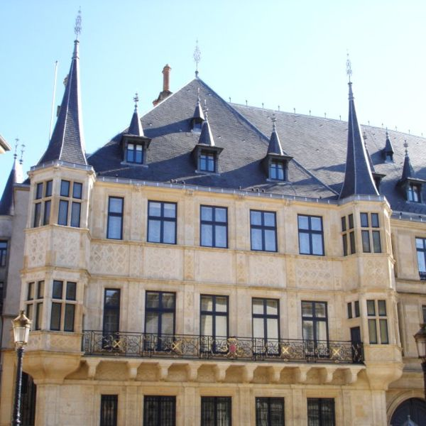 Visites guidées du Palais Grand-Ducal cet été à Luxembourg