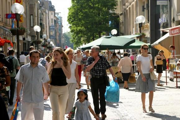 La Grande Braderie de Luxembourg-ville : des affaires à petit prix !