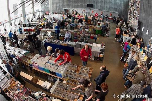 Esch-sur-Alzette : rendez-vous à la 9ème Foire Internationale aux disques