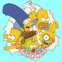 Les Simpsons en luxembourgeois sur RTL
