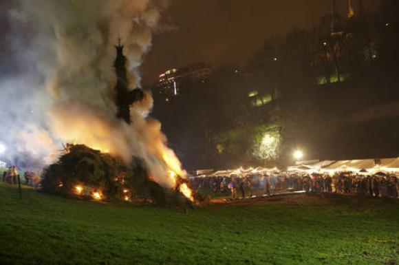 Buergbrennen, fête des brandons au Luxembourg : où y assister ?