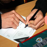 Les dates de début des examens de fin d'études 2012 sont fixées