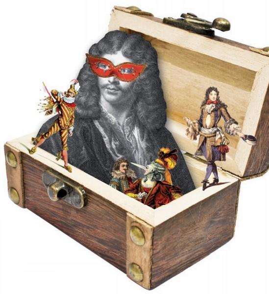 La Malle de Molière revient dans les salles de classes
