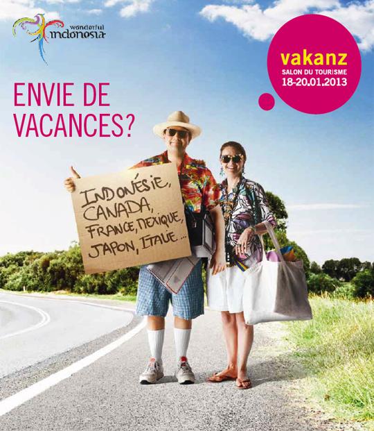Salon Vakanz 2013 à Luxembourg, pour des envies d'évasion