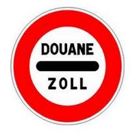 Zoufftgen : le poste frontière bientôt détruit, les voies rétrécissent