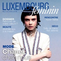 Luxembourg Féminin, édition hiver 2012