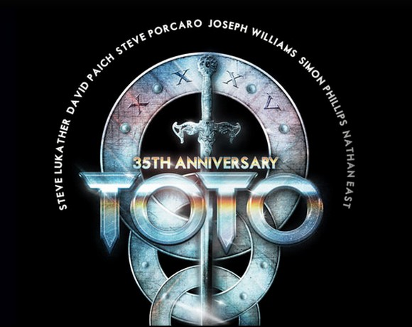 Toto fête ses 35 ans de carrière à la Rockhal