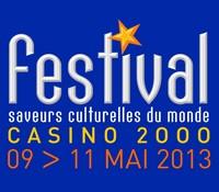 Festival des saveurs culturelles du monde 2013 à Mondorf