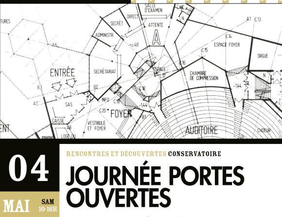 Journées portes ouvertes au Conservatoire de Luxembourg