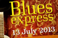 Festival Blues Express 2013 à Differdange