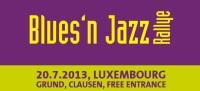 Blues'n Jazz Rallye 2013 au Luxembourg