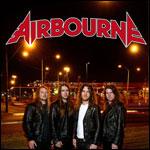 Airbourne en concert à la Rockhal