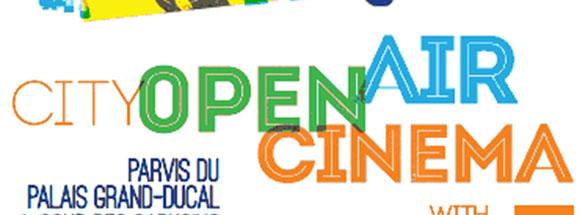 Le City Open Air Cinema à Luxembourg signe son retour
