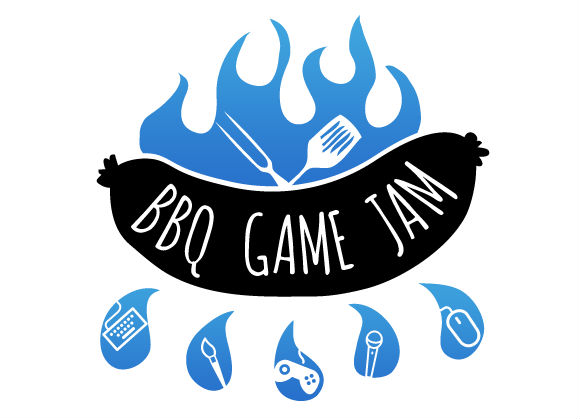 Barbecue Game Jam : soleil, grillades et création de jeux vidéo