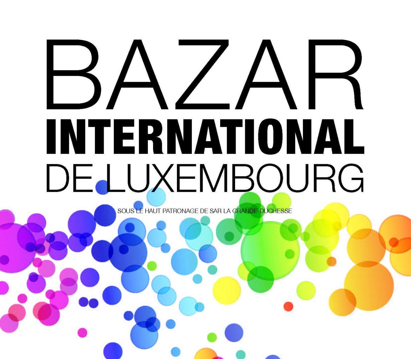 C'est le Bazar International à Luxexpo