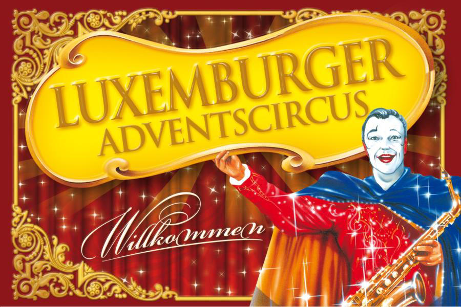 Luxembourg Ville : dernier week-end pour profiter du Cirque de l'Avent