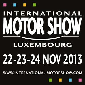 Plein phare sur l'International Motor Show 2013 à Luxembourg