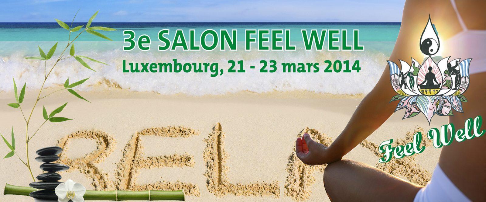 Le bien-être avant tout au Salon Feel Well 2014 de Luxexpo