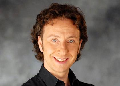 Stéphane Bern tourne au Luxembourg pour Secrets d'Histoire