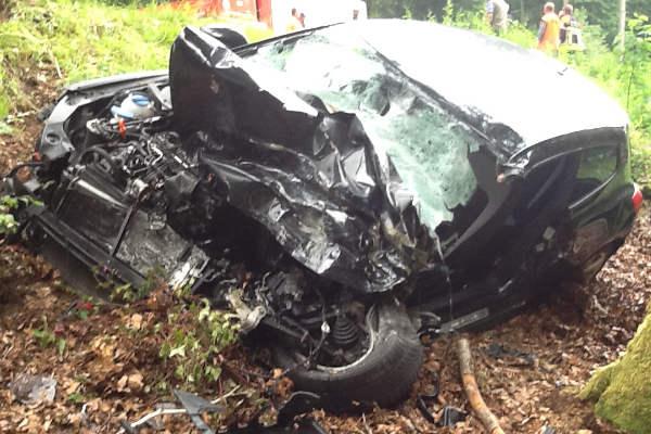 Wiltz : un homme de 58 ans décède dans un accident de voiture