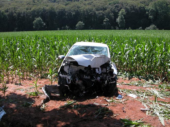 Ettelbrück : une femme meurt dans un accident de voiture