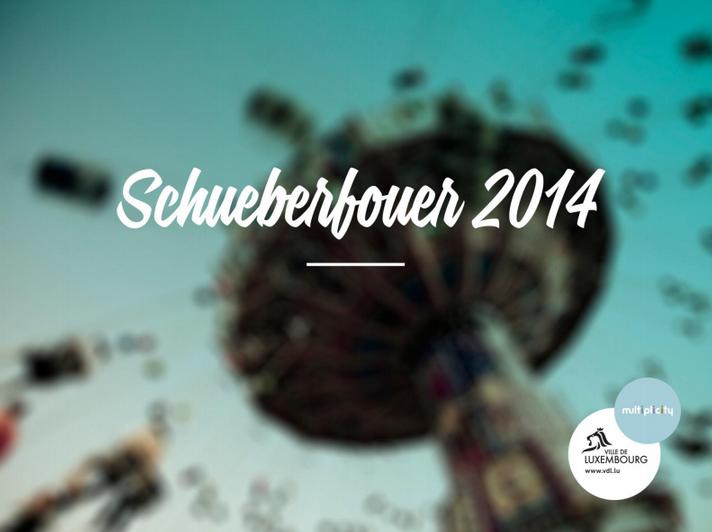 La Schueberfouer vous donne rendez-vous dès demain