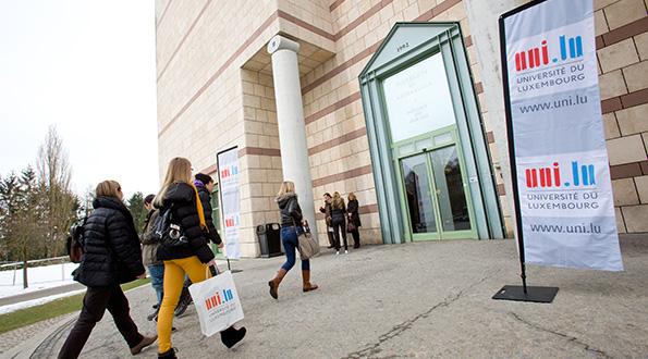 Le Salon Unicareers.lu accueille les étudiants en recherche d'emploi