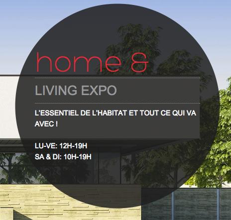 En 2014, la Foire d'Automne devient Home & Living Expo