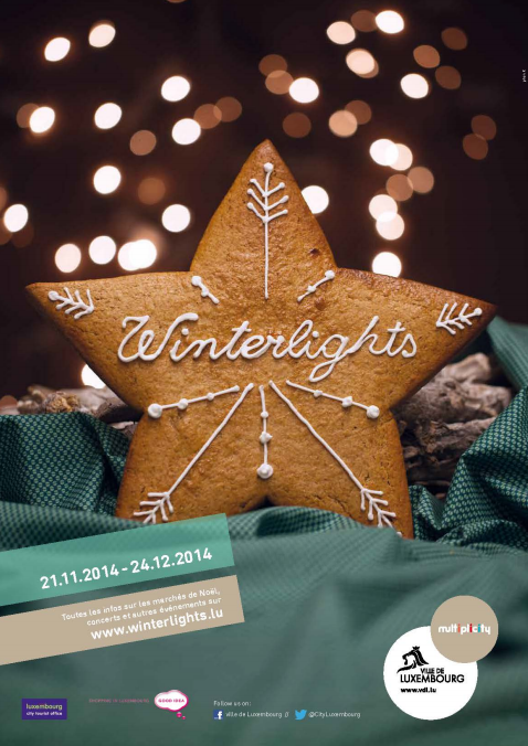 Winterlights 2014 à Luxembourg : ce qu'il ne faudra pas manquer