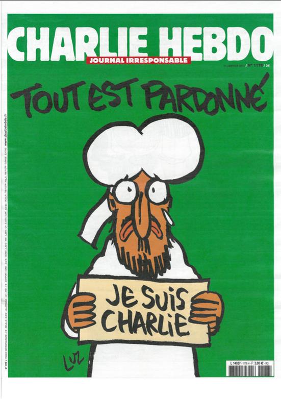 Charlie Hebdo : en vente demain dans les kiosques luxembourgeois