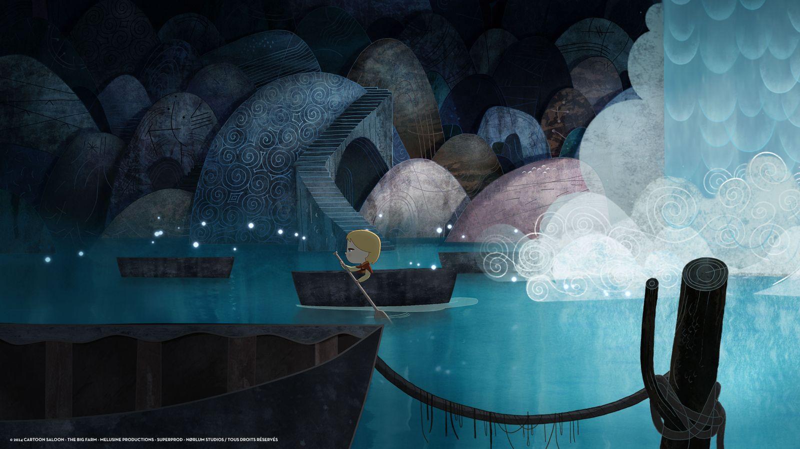 Cinéma : «Le Chant de la Mer» dans la course aux Oscars