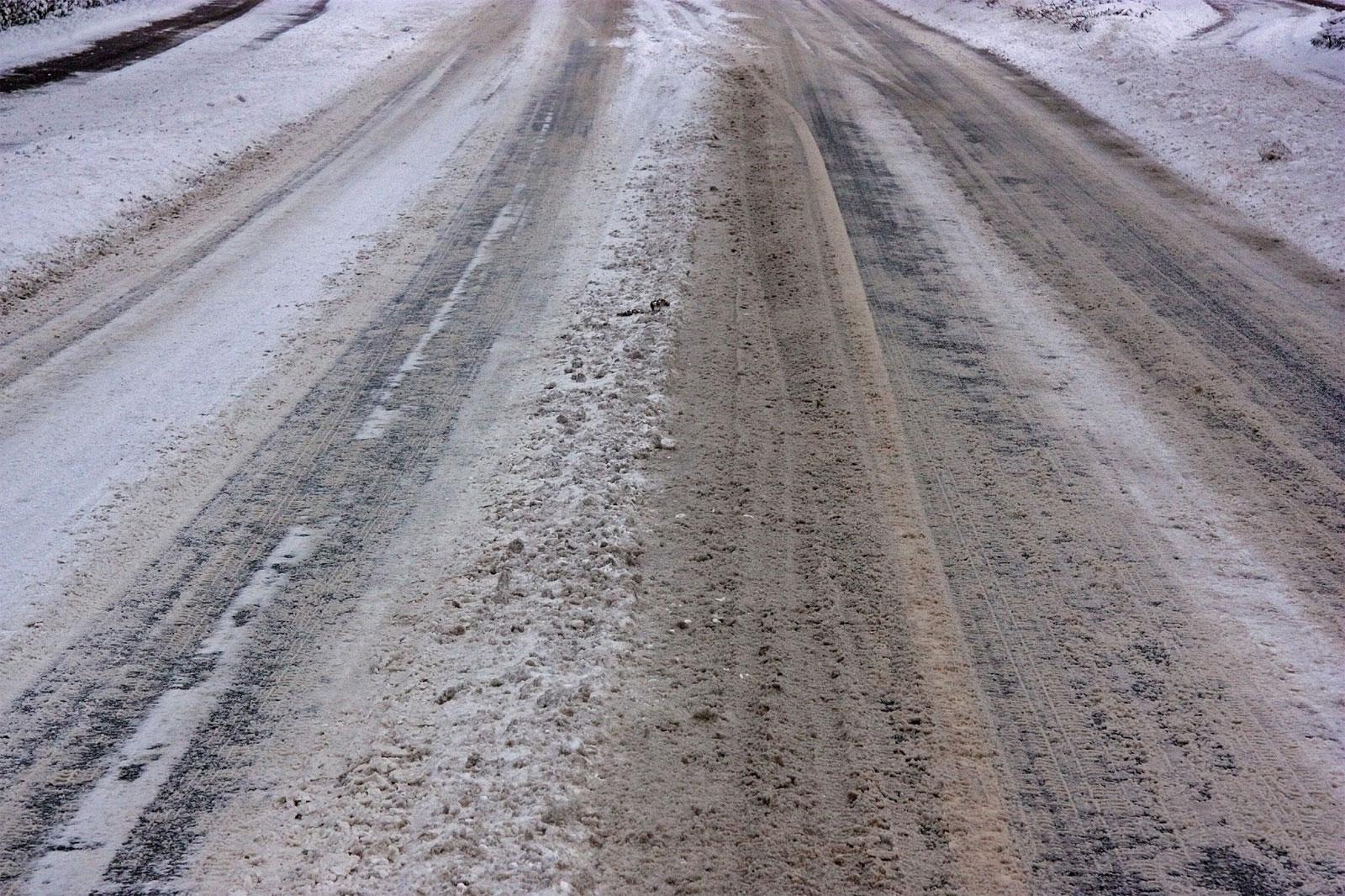 Météo et circulation : la neige a fait son effet ce matin au Luxembourg