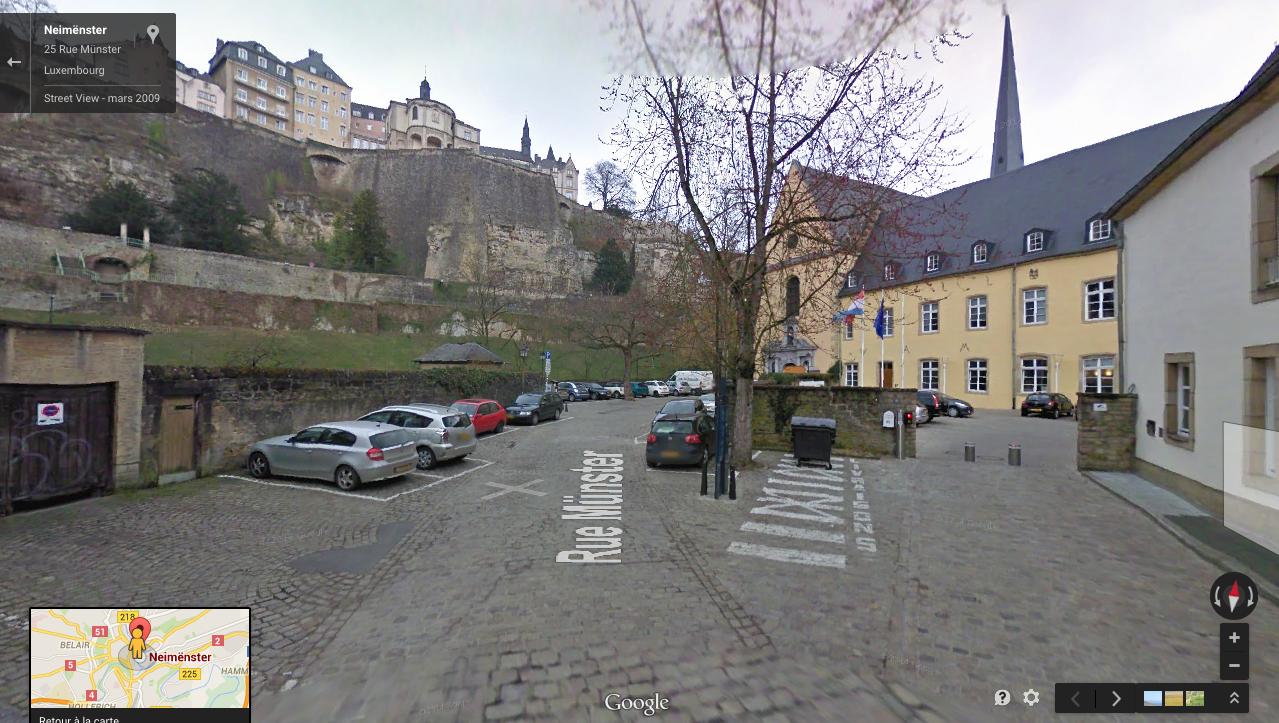 fete du travail luxembourg