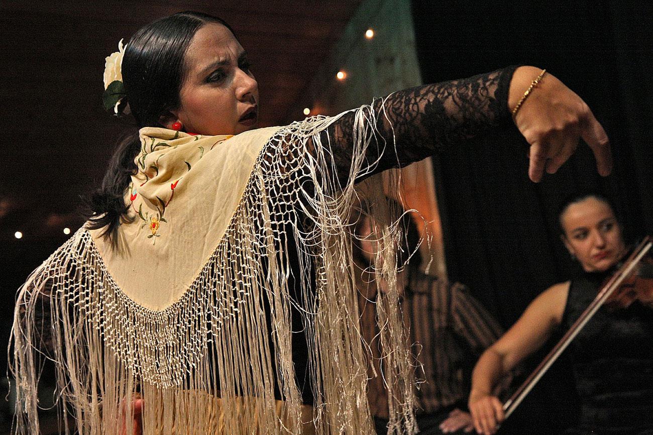 L'univers du flamenco envahit Esch-sur-Alzette