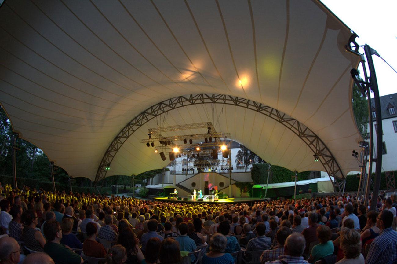 Le plein de concerts au Festival de Wiltz