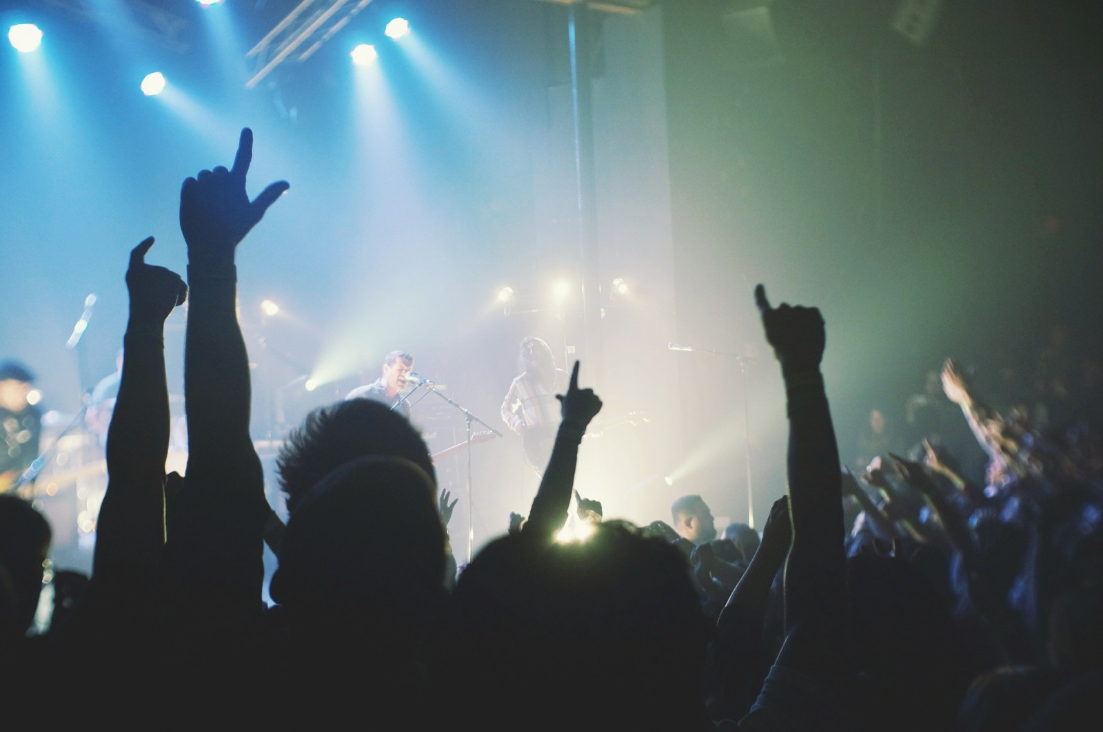 David Guetta en concert à la Rockhal