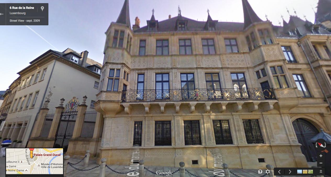 En été, le Palais Grand-Ducal ouvre ses portes au public