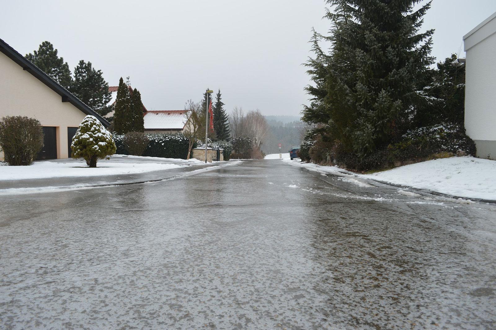 Pluie verglaçante : le Luxembourg en vigilance jaune ce vendredi