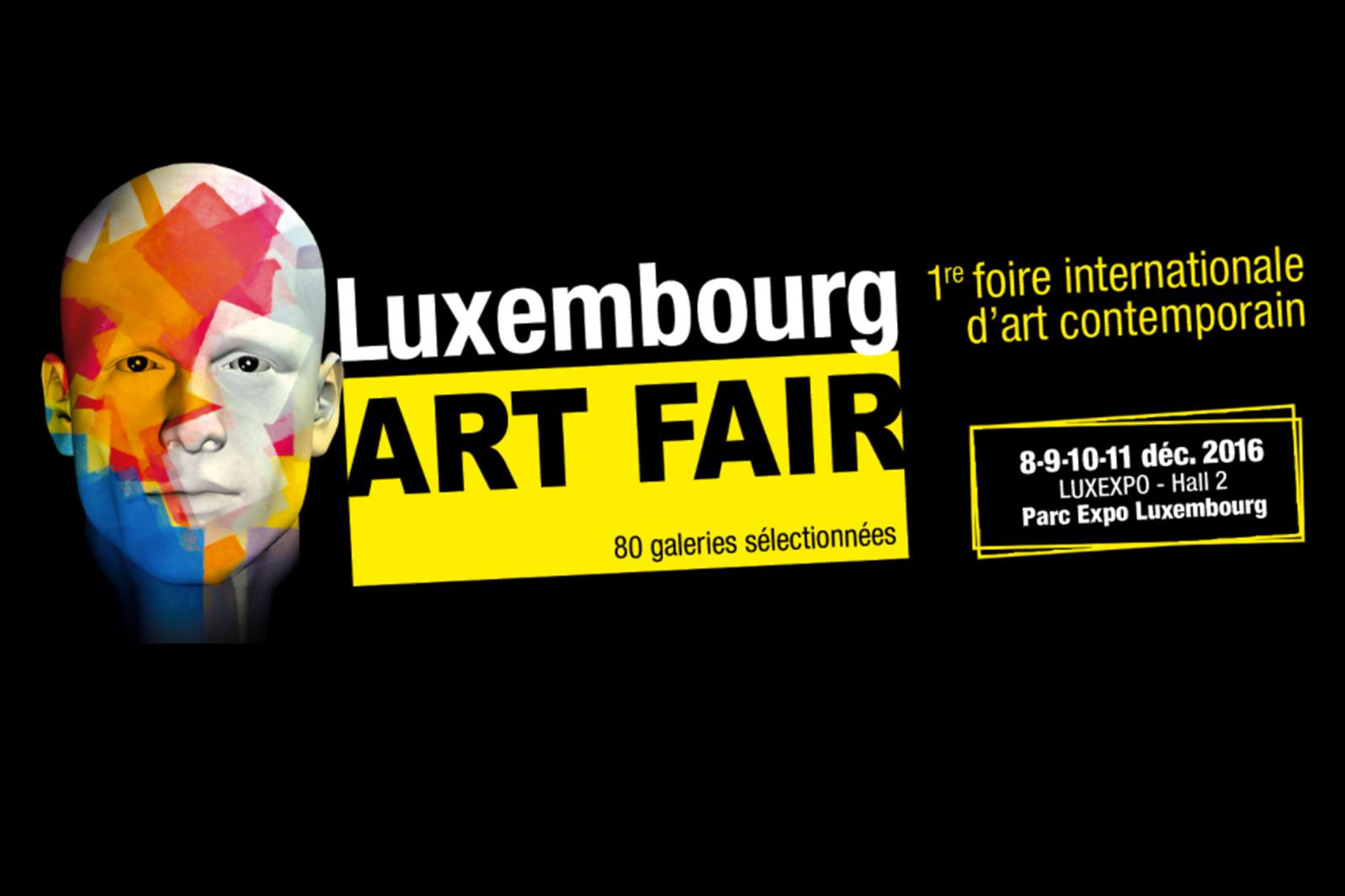 3000 oeuvres contemporaines pour l'exposition internationale Luxembourg Art Fair
