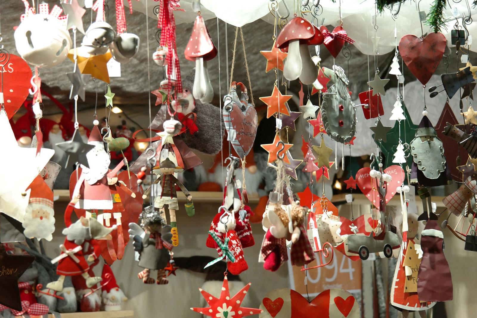 Festival Winterlights 2017 à Luxembourg : marchés de Noël, concerts et animations… tout le programme
