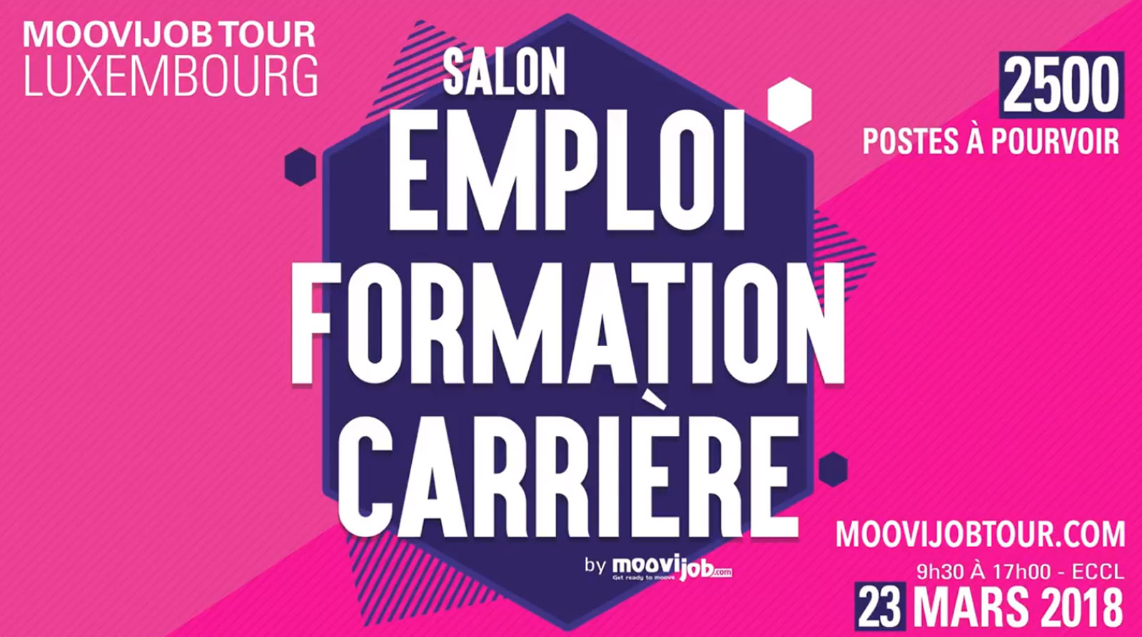 salon emploi moovijob tour 2018 au luxembourg
